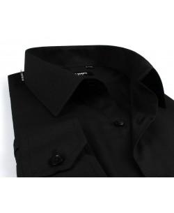 BIG-7001-10 Black shirt XL to 5XL