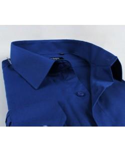 BIG-7001-8 Royal blue shirt XL to 5XL