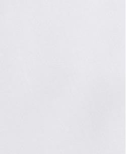 SLIM5301-9 Plain white shirt short sleeves slim fit