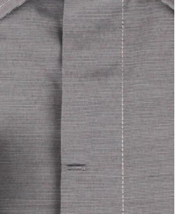 SLIM5196-1 Grey slim shirt's