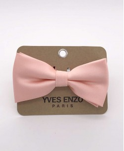 NP-421 Powder pink bow tie