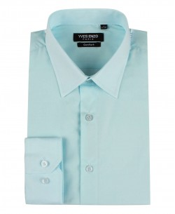 YE-275 Light blue shirt regular fit