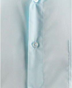 BIG-7001-75 Sky blue shirt big size (XL au 5XL)