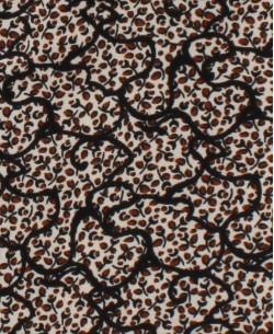 SLIM5285-5 Beige shirt DRY prints slim fit