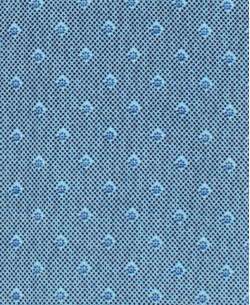 SLIM5286-4 Blue shirt ROSY prints slim fit