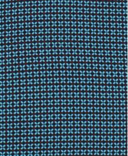 SLIM5288-2 Blue shirt BALDOSAS prints slim fit