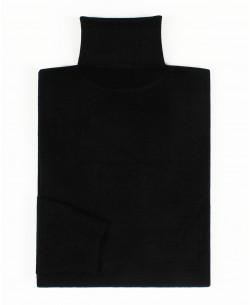 YE-6741-67 Black turtle neck jumpers