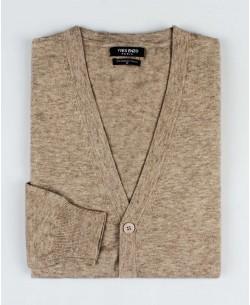 YE-6744-50 Cardigan beige