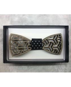 BT-14 Wooden bow tie