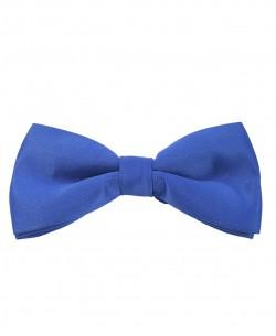 NP-406B Royal blue bow tie