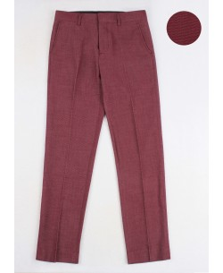 KIDS-0990-1 Burgundy suits for kids ( 6 to 16 years old)