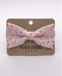 NP-436 Pink bow tie LIBERTY prints