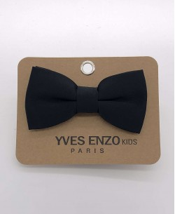 NP-801 Black bow tie for kids