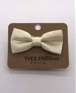 NP-803 Beige bow tie for kids