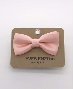 NP-821 Pink bow tie for kids