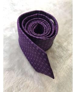 CRHQ-82 Purple tie PLAZA prints