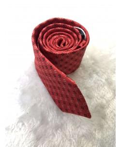 CRHQ-85 Red tie PLAZA prints