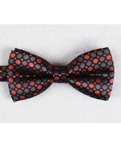 NP-481 Grey bow tie BULB prints
