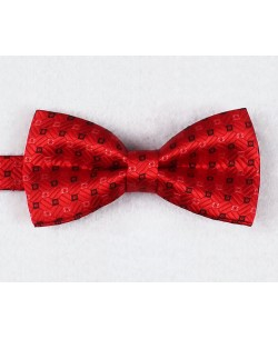 NP-485 Red bow tie PLAZA prints