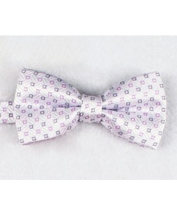 NP-489 Lilac bow tie PLAZA prints