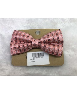 NP-490 Coral bow tie PLAZA prints