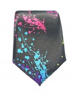 CF-A12 Printed slim tie