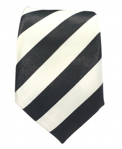 CF-A30 Striped slim tie