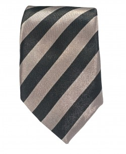 CF-A31 Striped slim tie
