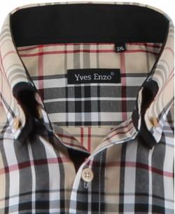 YE-1507029-2 Big size shirt