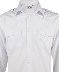 YE-2009L Pilot shirt long sleeves confort fit