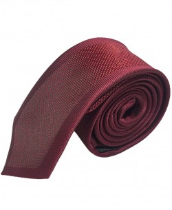 CR-26 Red printed tie