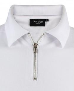 YE-8829-4 white polo